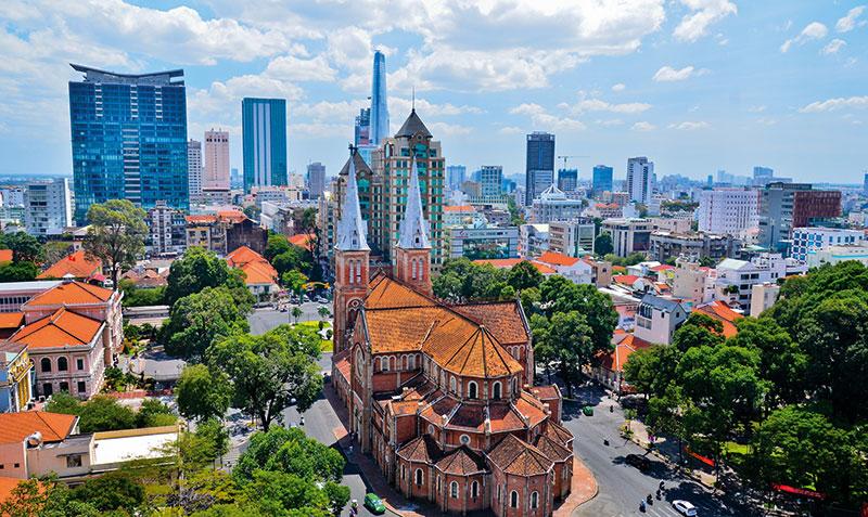 Bản đồ du lịch và hành chính tỉnh Hồ Chí Minh (TP) online chính xác nhất 7