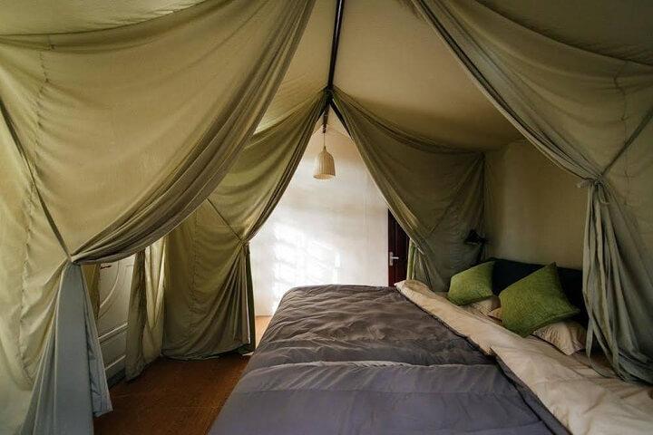Lều hay trại?