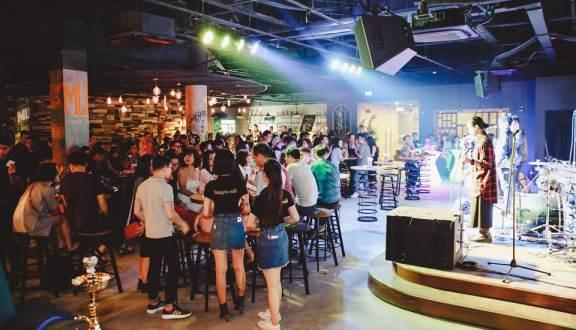 Top 10 quán café nhạc Acoustic ở quận 1 Sài Gòn 2019 3