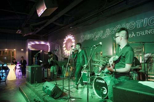 Top 10 quán café nhạc Acoustic ở quận 1 Sài Gòn 2019 1
