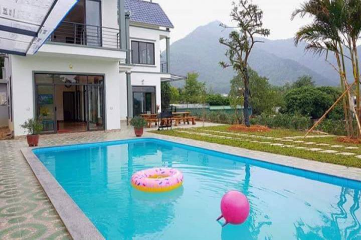Top 10 biệt thự villa nghỉ dưỡng cho thuê ở Sóc Sơn nguyên căn view đẹp 2019 39