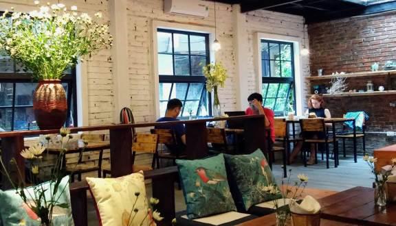 Top 10 quán cafe đọc sách ở Hà Nội không gian yên tĩnh, view đẹp 2019 11