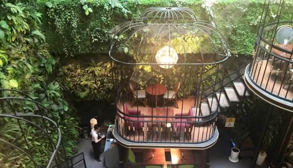 Top 10 quán cà phê ngoài trời đẹp ở Hà Nội 2019 11