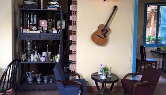 Top 10 quán café nhạc Acoustic ở quận 1 Sài Gòn 2019 9