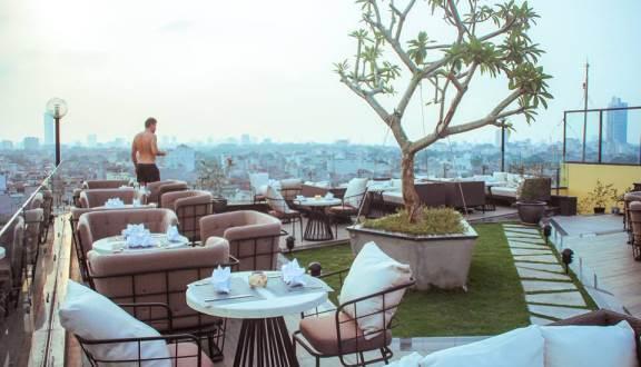 Top 10 quán cà phê ngoài trời đẹp ở Hà Nội 2019 13