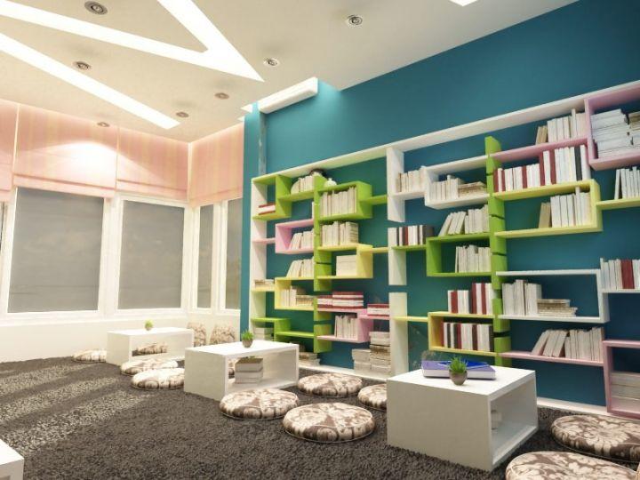 Top 10 quán cafe đọc sách ở Hà Nội không gian yên tĩnh, view đẹp 2019 13