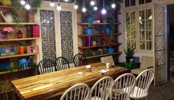 Top 10 quán cafe đọc sách ở Hà Nội không gian yên tĩnh, view đẹp 2019 17