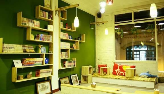 Top 10 quán cafe đọc sách ở Hà Nội không gian yên tĩnh, view đẹp 2019 23