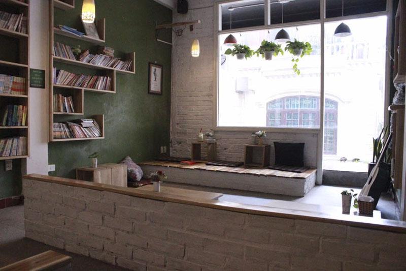 Top 10 quán cafe đọc sách ở Hà Nội không gian yên tĩnh, view đẹp 2019 21