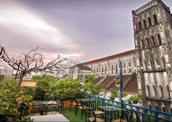 Top 10 quán cà phê ngoài trời đẹp ở Hà Nội 2019 21