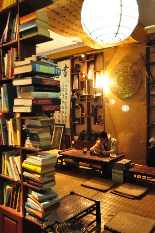 Top 10 quán cafe đọc sách ở Hà Nội không gian yên tĩnh, view đẹp 2019 27