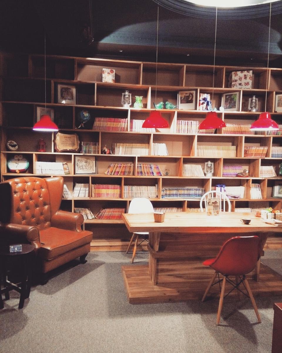 Top 10 quán cafe đọc sách ở Hà Nội không gian yên tĩnh, view đẹp 2019 33