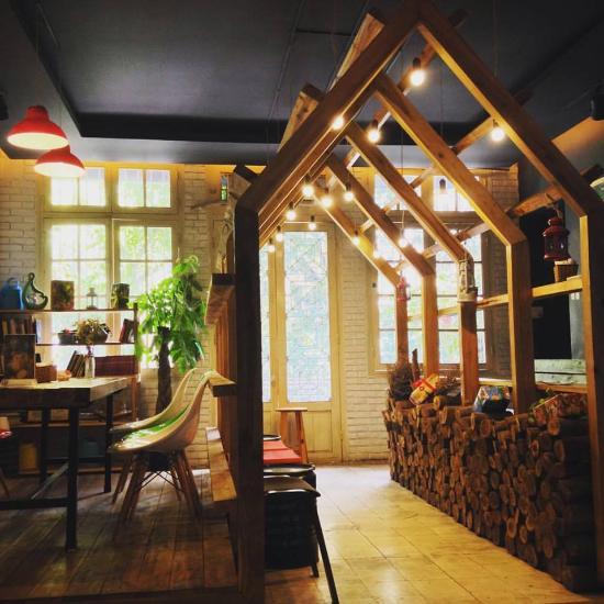 Top 10 quán cafe đọc sách ở Hà Nội không gian yên tĩnh, view đẹp 2019 35