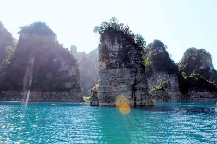 Khu du lịch Na Hang..