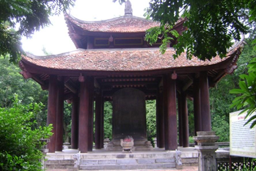 Lăng vua Lê Thái Tổ..