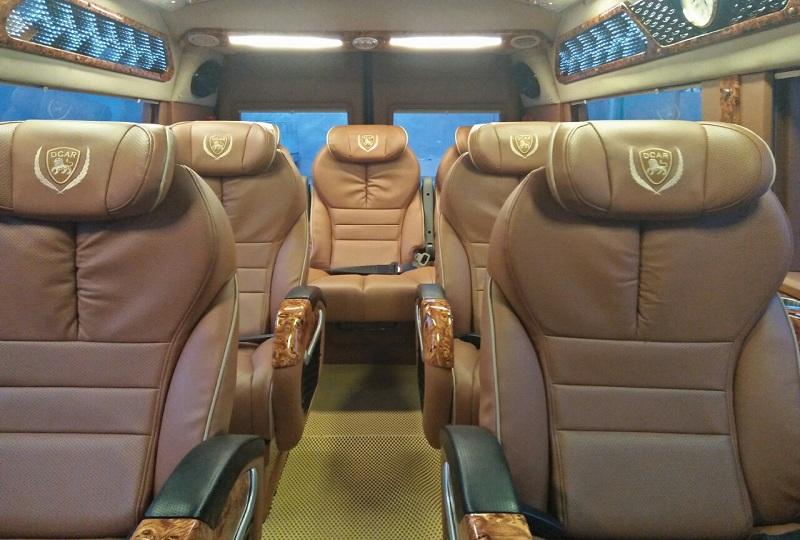Nhà Xe limousine Dream Transport