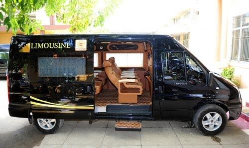 Nhà xe Hiếu Trung Limousine