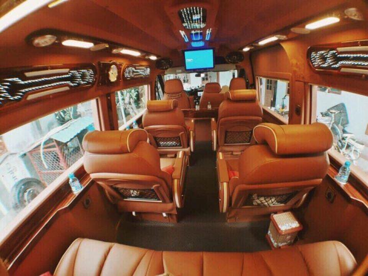 Nhà xe du lịch limousine Green Lion Bus e1566616220956