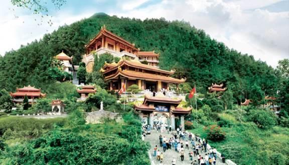 Thiền viện Trúc Lâm Tây Thiên..