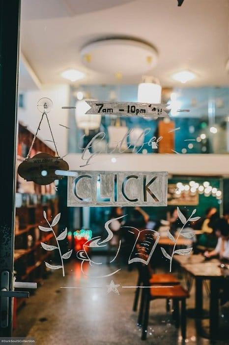 cafe click da nang