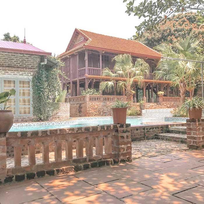Hoa Mai Viên Sóc Sơn Villa