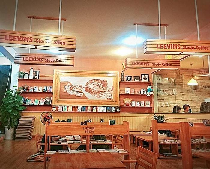 leevins coffee da nang