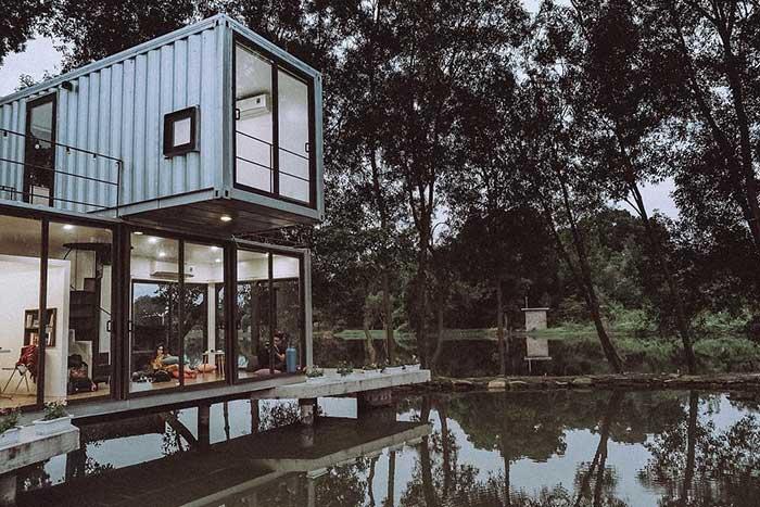 Pond Villa - Nhà Ao Sóc Sơn