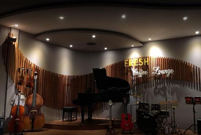 quán cà phê acoustic ở cần thơ