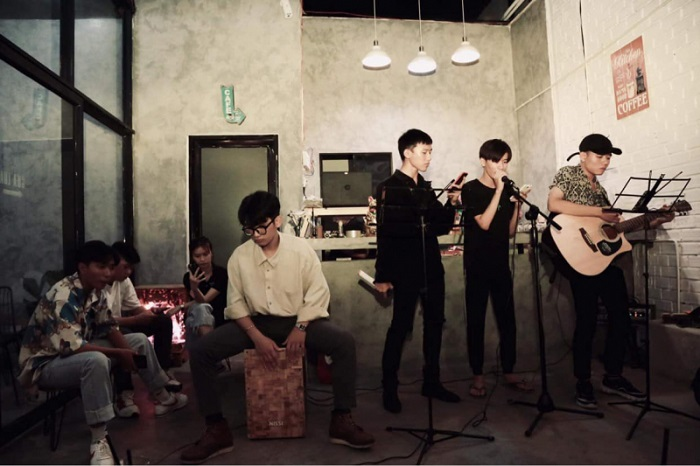 quán cà phê acoustic ở cần thơ16