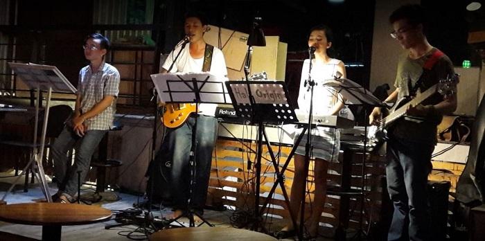 quán cà phê acoustic ở cần thơ8