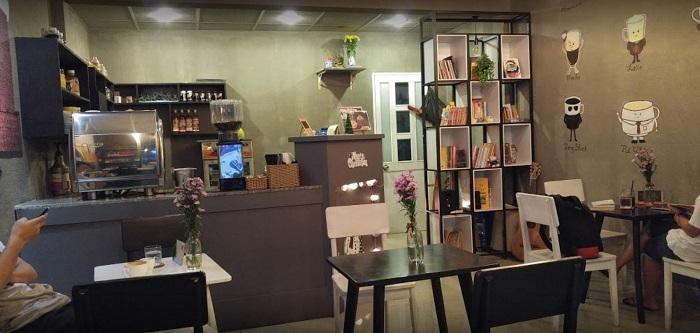 quán cafe nhạc Acoustic ở Tân Phú Sài Gòn5