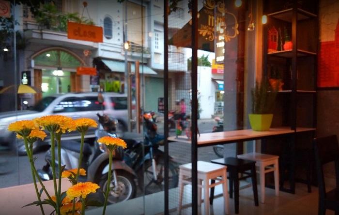 quán cafe nhạc Acoustic ở Tân Phú Sài Gòn6