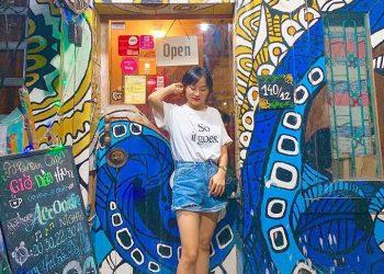 Quán cafe acoustic quận 3 - Giờ Dây Thun Coffe