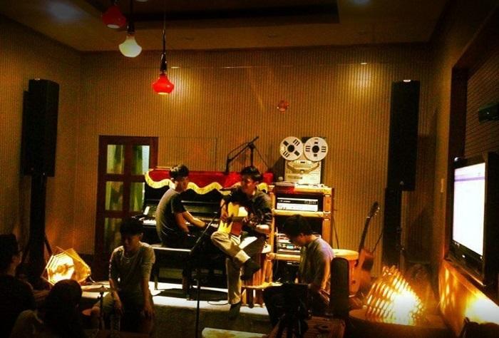quán cafe nhạc acoustic quận 9