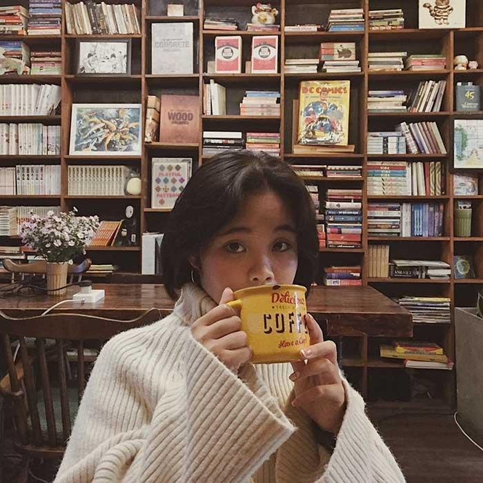 Tổ cafe -Quán Cafe Sách Đà Nẵng