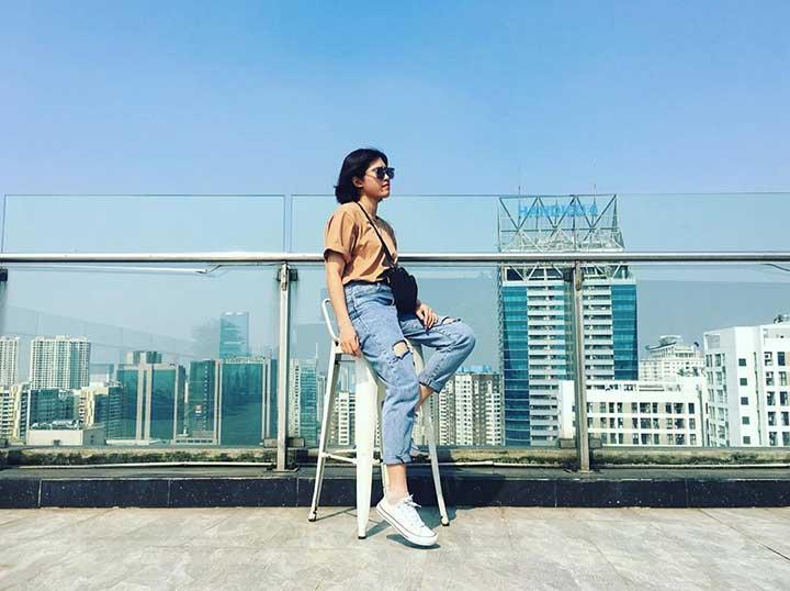 Trill Rooftop Cafe -Quán Cà Phê Hà Nội