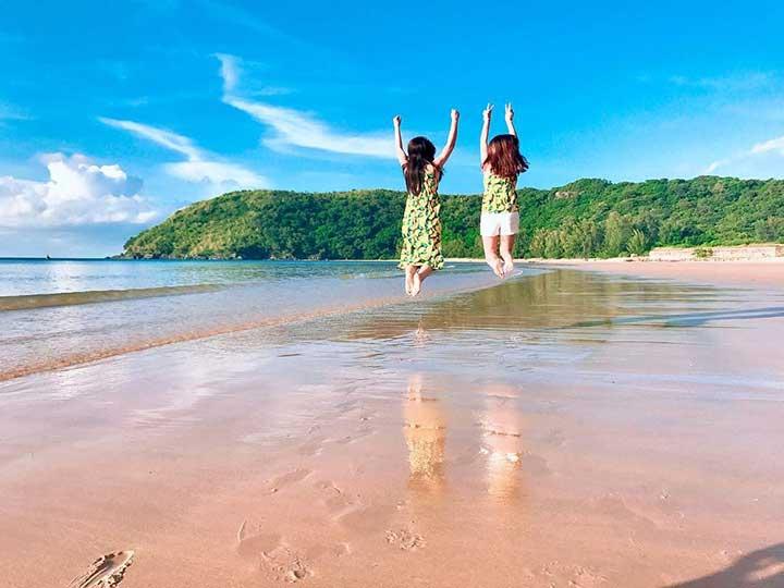 Bãi Biển Đầm Trầu - Côn Đảo