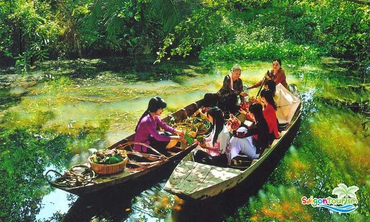 khu du lịch sinh thái ở cần thơ