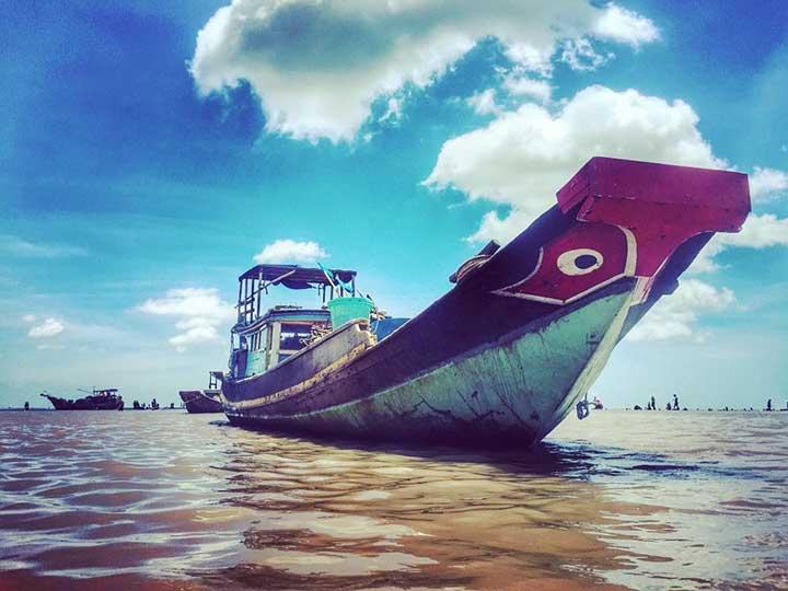 du lịch sinh thái biển Cồn Bửng Thạnh Phú