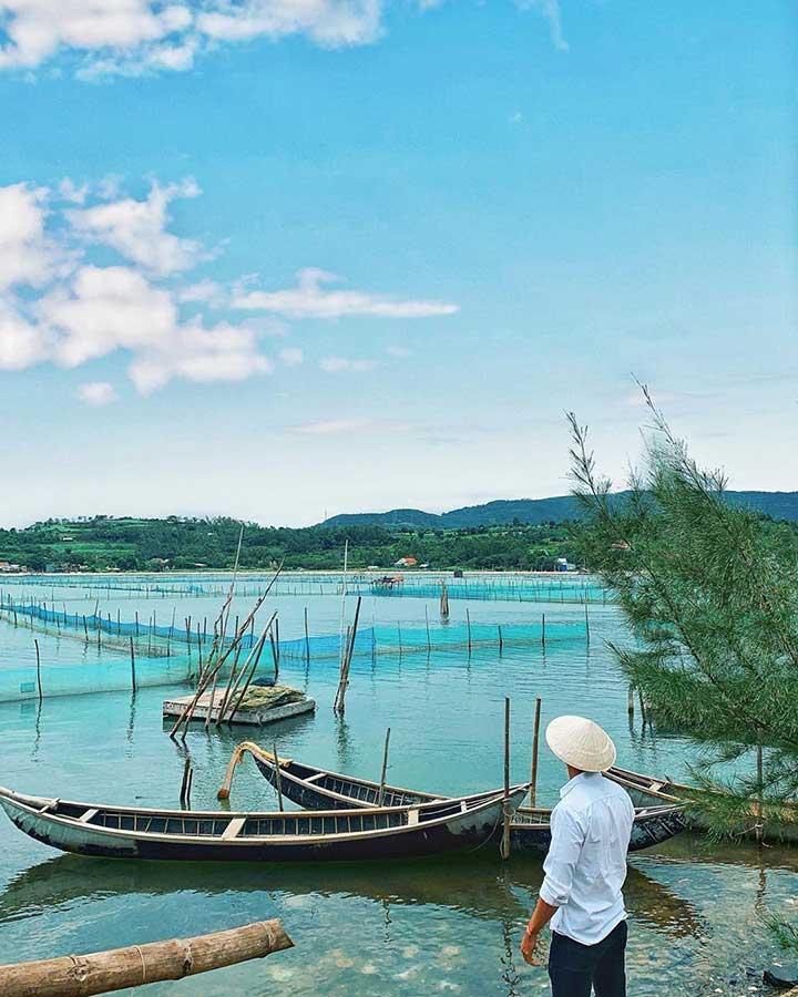 Đầm Ô Loan Phú Yên