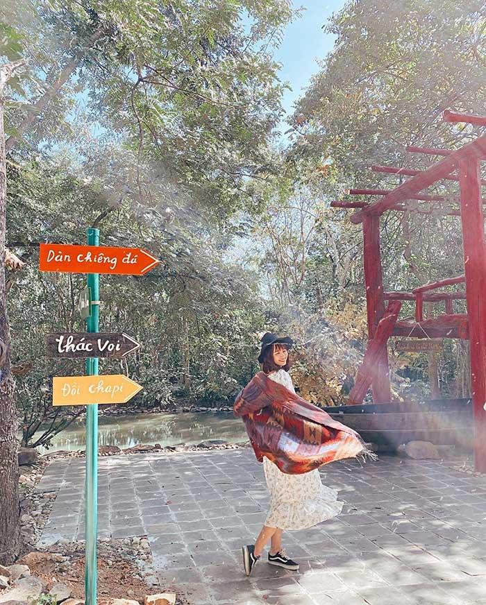 Khu Du Lịch Sinh Thái Troh Bư