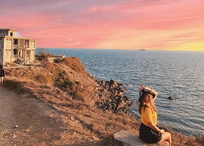 Biển Long Hải – Nơi thiên khoác lên vẻ đẹp mộc mạc.