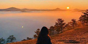 địa điểm săn mây đà lạt