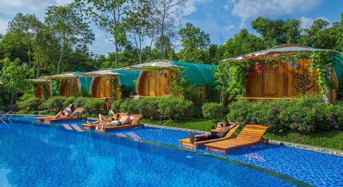 4. Phú Quốc Valley Sen Bungalow