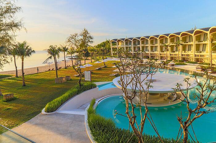 5. The shells Resort Spa