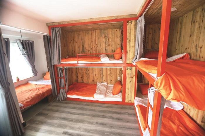 D Green Hostel Homestay da nang