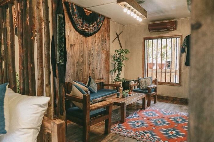 Rùa's house homestay