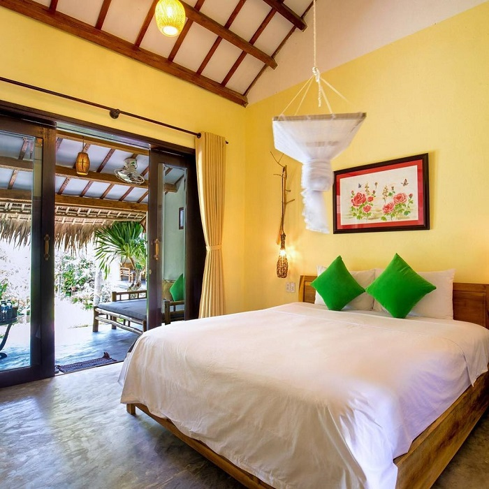 Red Flower Cottages homestay hoi an