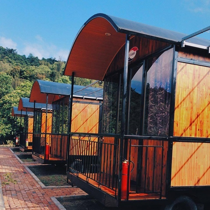 coto gardens homestay container 2