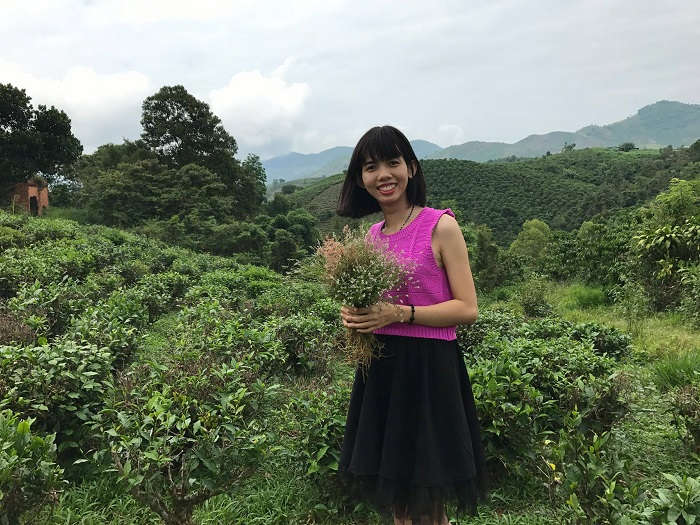 the organic llife homestay bao loc 2